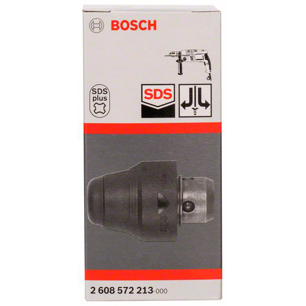 Патрон для перфоратора, Bosch SDS-plus_2nd