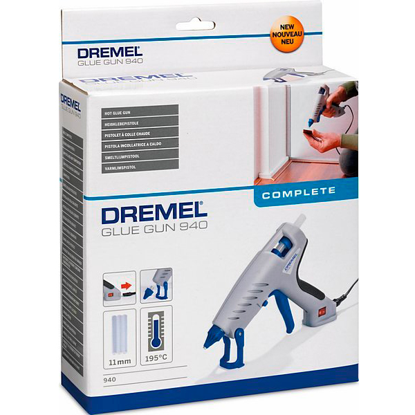 Клеевой пистолет Dremel Glue Gun 940_2nd